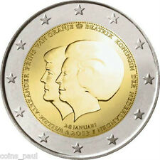 Netherlands 2 Euro, 2013, The Double Portrait  , commemorate , UNC