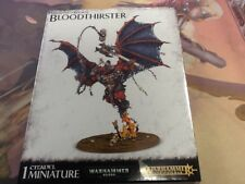 40K Warhammer AOS Daemons of Khorne Bloodthirster NIB Sealed