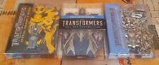 DVD BLU RAY 3D TRANSFORMERS 3 4 SPECIAL LIMITED EDITION GIFT EDIZIONE LIMITATA