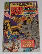 Tales Of Suspense # 72 + 85 + 96...VG-F.. grade--RE...1966 comic books