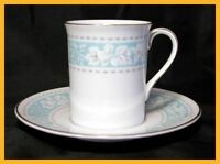 Royal Doulton Hampton Court Coffee Cans & Saucers