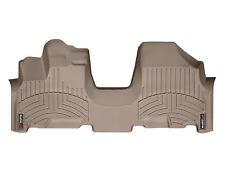 WeatherTech FloorLiner - Honda Odyssey - 2005-2010 - 1st Row - OTH - Tan