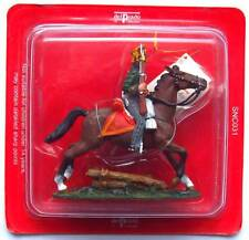 Del Prado Cavalier Figurine Plomb Hussard Autrichien 1814 #31