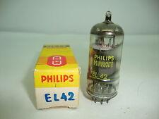 EL42 TUBE. PHILIPS PRODUCTION. NOS / NIB.