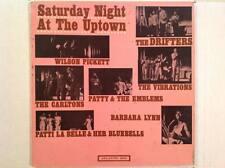 Saturday Night at the Uptown LA BELLE Wilson Pickett white label promo LP 1964