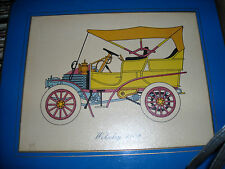 RARE Automobile Collectibles - 1902, 1913