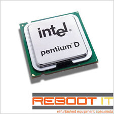 Intel Pentium D 820 2.8GHz CPU SL8CP 2M 800 Socket 775 Processor - FREE SHIPPING