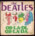 THE BEATLES DISCO 45 GIRI OB-LA-DI, OB-LA-DA B/W BACK IN THE U.S.S.R. QMSP 16447