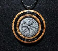 Vegvisir Pendant, spiritual, norse amulet, travel protection, symbolic jewelry
