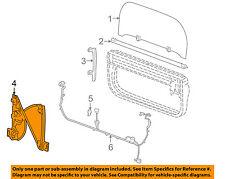 GMC GM OEM 2005 Envoy XUV Glass Hardware-Rear-Window Lift Regulator 15112482