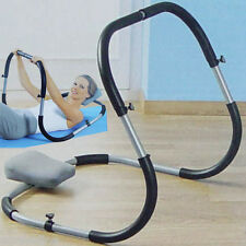 AB Roller Abdominal Machines Crunch Fitness Exercise Machine