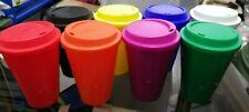 tazza/bicchiere da viaggio 420 ml vari colori CB 205