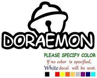 "Doraemon Decal Sticker JDM Funny Vinyl Car Truck Window Bumper Laptop 7"""
