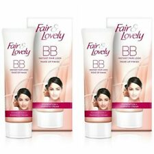Pack of 2 Fair & Lovely BB Foundation Fairness Cream Hides Dark Spot