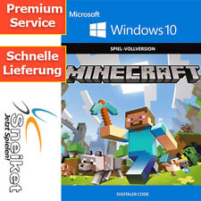 Minecraft Windows 10 Edition Key Orignal PC Digital Spiel Game Download Code