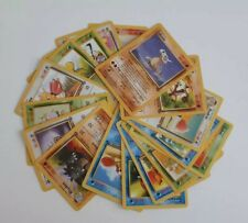 Pokemon Card Rare Fossil Jungle Bundle x17 Base Pack 1990s New Collectable Gift