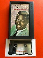 Ultra Rare DCC Nat King Cole Collectors Series Digital Compact Cassette