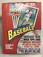 1991/Topps Baseball-Karte Factory Set komplett von Topps