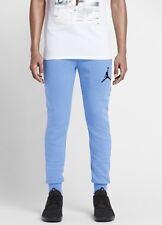 Nike $80 Jordan Varsity Men's Sweatpants Carolina Blue Joggers Jumpman Logo - XL