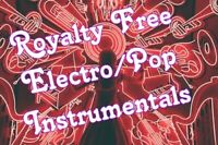 ROYALTY-FREE MUSIC- Supporting Hope House Hospices: 20 ELECTRO POP INSTRUMENTALS