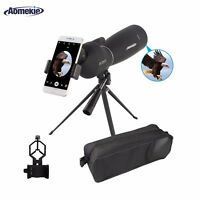 25-75x70 Waterproof Spotting Scope With Tripod phone Adapter Monocular Telescope
