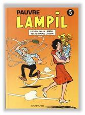 Pauvre Lampil 5 EO  Lambil Cauvin Dupuis Cartonne