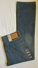 Levi's 527 Slim Bootcut Mens Jeans Blue 36x34 #5270175 W36/L34 Levi Lightweight