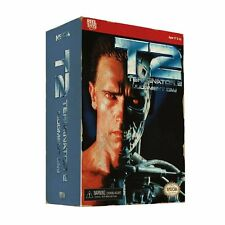 "NECA Terminator 2 T-800 Action Figure Judgment Day 7"" NECA Video Game NEW"