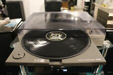AIWA AP-D80E HIFI AUTOMATIC DIRECT DRIVE TURNTABLE PLATTENSPIELER MADE IN JAPAN