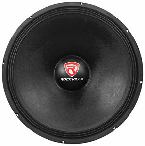 """Rockville 18"""" Replacement Sub Driver For Peavey PV 118 Subwoofer PV118"""