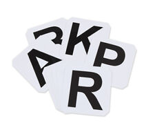 Shires Self Adhesive Dressage Letters - Set of 12