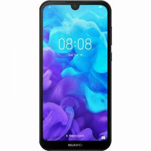 """Huawei Y5 2019 16GB Midnight Black NEU Dual SIM 5,71"""" Smartphone Handy OVP"""