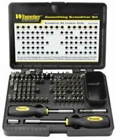 Wheeler 89 Piece Gunsmith Kit 562-194 Professional Grade Screwdriver Set