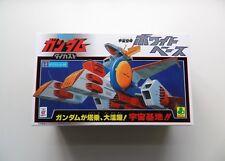 Clover Gundam WHITE BASE REPRO BOX - Base Bianca Poppy