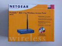 New NETGEAR ProSafe WG102 802.11g Wireless Access Point