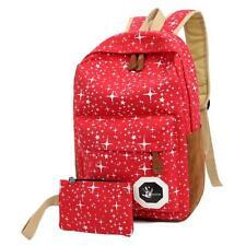Women Canvas Backpack School Bags Teenagers Backpacks Mochila Escolar Teenagers