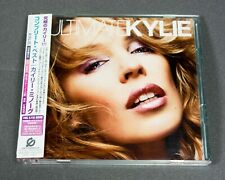 KYLIE MINOGUE JAPAN PROMO 2CD ULTIMATE KYLIE with obi
