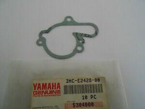 Yamaha 3NC-E2428-00 joint de couvercle pompe à eau DT125R DTR TDR TZR 125 DT50