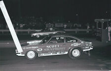 1974 Drag Racing-Gapp & Roush Pro Mustang vs Scott Shafiroff Vega-Maple Grove