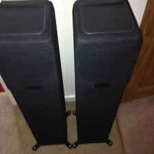 Monopulse Model S Loudspeakers