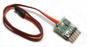 Modellbau FPV 3 Kanal RC mini Video Kamera Schalter Umschalter/3 Way Cam Switch