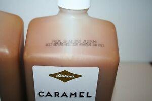 1 Bottle Fontana By Starbucks Caramel Sauce 63 Fl Oz.  W/PUMP Best By 1/25/2021