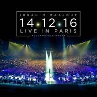 Maalouf,Ibrahim - Live in Paris 3CD NEU OVP