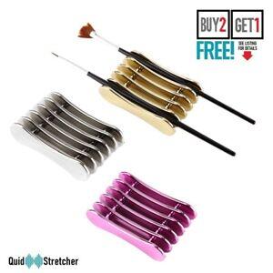 Nail Art Brush Cleaner Holder UV Acrylic Gel Pen Pot Cleanser Cup Bottle Tool GD