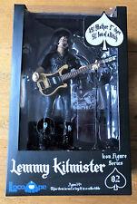 LEMMY KILMISTER Figurine Rickenbacker Black Pickguar Bass Guitar -  New