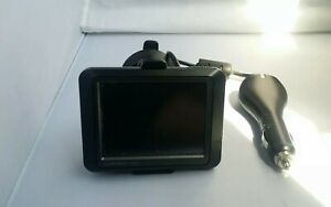 """Garmin Nuvi 255 3"""" Screen Bundle GPS Unit W/ Charger Mount And Stand Tested"""
