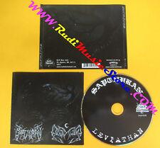 CD LEVIATHAN/SAPTHURAN Split  2006 USA BATTLE KOMMAND RECORDS  no lp dvd (XS11)
