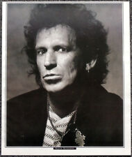 THE ROLLING STONES KEITH RICHARDS POSTER PAGE . G66
