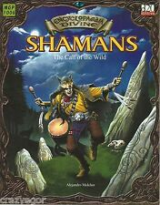 D&D 3rd ed Encyclopedia Divine Shamans The Call of the Wild  - D20 *FS