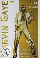 DVD NEU/OVP - Marvin Gaye - Live - I Heard It Through The Grapevine